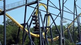 Montanha russa nos Estados Unidos - Six Flags
