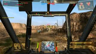[MWO gameplay] SDR-5D goes berserk and almost cleans house.