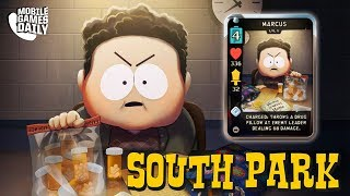 SOUTH PARK Phone Destroyer Gameplay Part 25 - MARCUS PVP DECK (iOS Android)