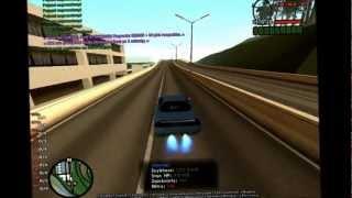 Gta San Andreas wyścig na moście