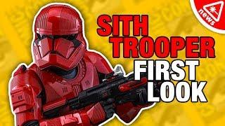 SDCC: New Sith Troopers secrets revealed for Rise of Skywalker (Nerdist News w/ Dan Casey)