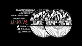 """Indica Dubs: Zion Call / Trodding With Jah 12"""" [ISS011]"""