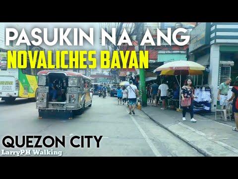 PASUKIN NATIN NOVALICHES BAYAN MALAWAK DIN PALA Street Walking