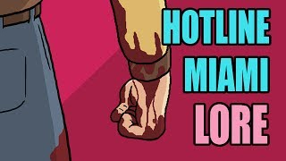 LORE -- Hotline Miami Lore in a Minute!