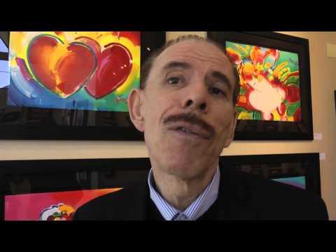 Artist Peter Max - documentary