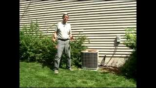 Central Air Conditioner Efficiency Tips