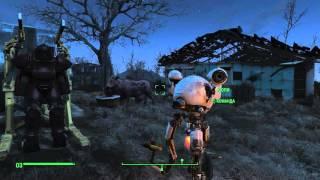 Fallout 4 041 - В Даймонд-сити