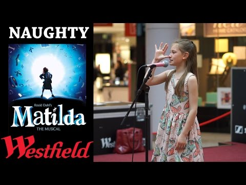 """""""NAUGHTY"""" Matilda The Musical - by Lucy"""