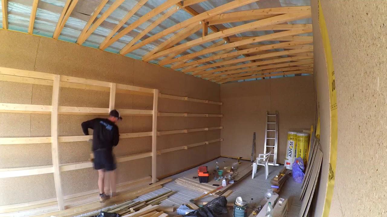 Jak Zrobić Półki W Garażu Budowa Garażu