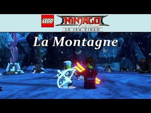 LEGO NINJAGO LE FILM - La Montagne Insurmontable [Mode Libre] streaming vf