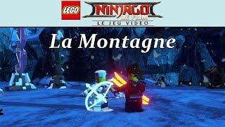LEGO NINJAGO LE FILM - La Montagne Insurmontable [Mode Libre]