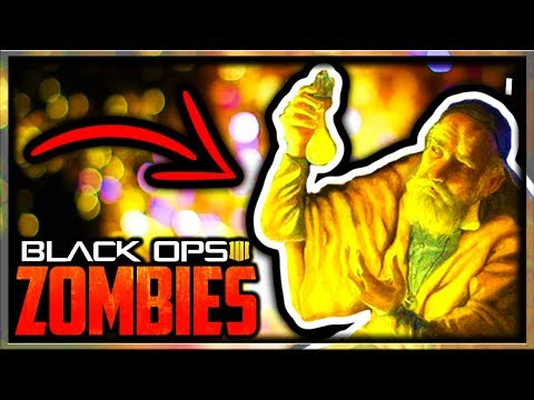Black Ops 4 Zombies SECRET NEW Character Revealed! New Gobblegum System? (Black Ops 4 Zombies Teaser