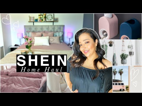 SHEIN HOME DECOR HAUL 2020 | AESTHETIC ROOM MAKEOVER ON A BUDGET!