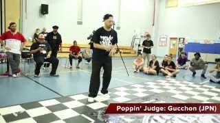Step Ya Game Up 2015] Gucchon Judge Showcase