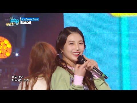 【TVPP】Red Velvet - Ice Cream Cake, 레드벨벳 - 아이스크림 케이크 @2015 MVP Special, Show Music Core Live