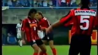 Maboang Kessack ( Pelita Jaya) VS PERSIB Liga Dunhill 2 95/96