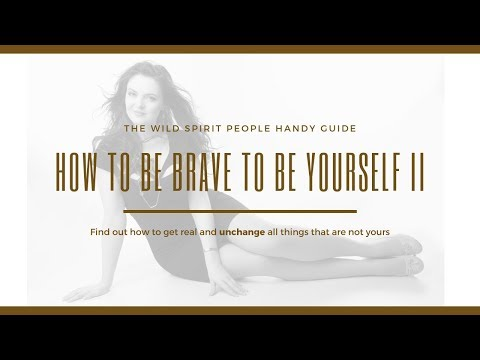 How To Be Brave To Be Yourself: Communication and Conflicts