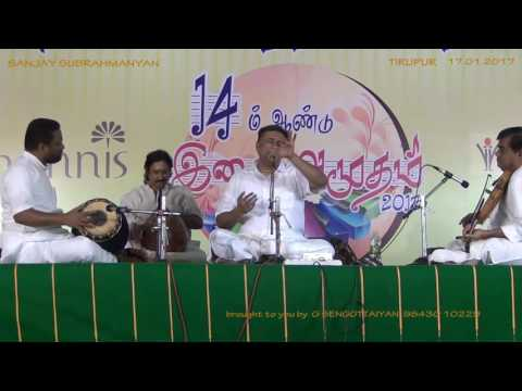Sanjay Subrahmanyan - 03. Sabapathikku veru deivam - Tirupur Shanmukhanandha Sangeetha Saba