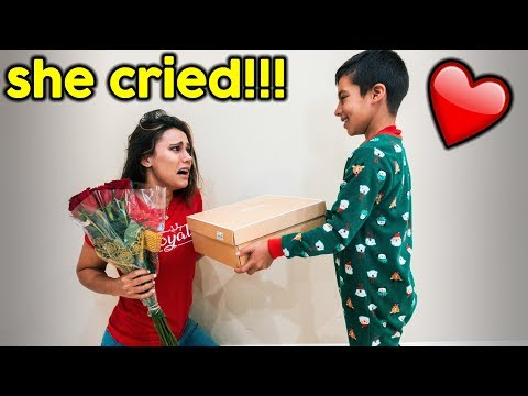 Anniversary Gift Brings His Mom To Tears **SO CUTE** | The Royalty Family