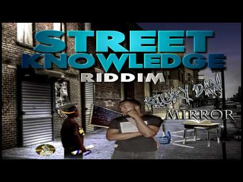 RICKY DAN  MIRRROR  CLEAN ( Street Knowledge Riddim ) 2017 Dancehall