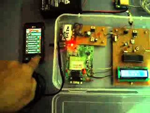 GSM and GPS based Vehicle Tracking System using 8051 ...