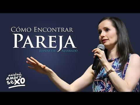 Jeannette Alvarado - Cómo Encontrar Pareja