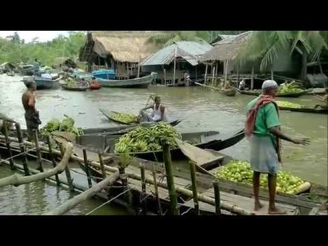 Floating Market || Beautiful places in Bangladesh