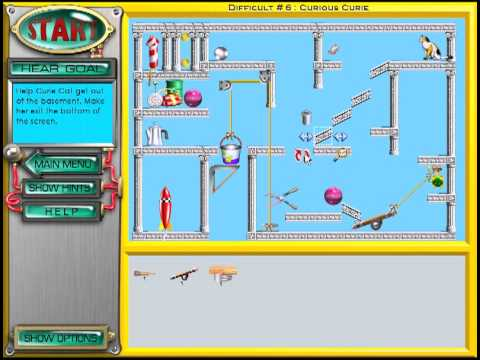 Return of the Incredible Machine Contraptions Videos ...