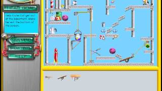 Let's Play Return of the Incredible Machine: Contraptions Part 6 - Hard 1 - 18