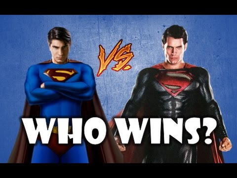 Which Superman is Better? Physics Breakdown