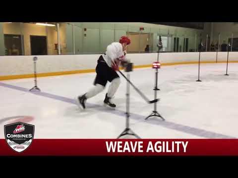 WHL Combine: Weave Agility
