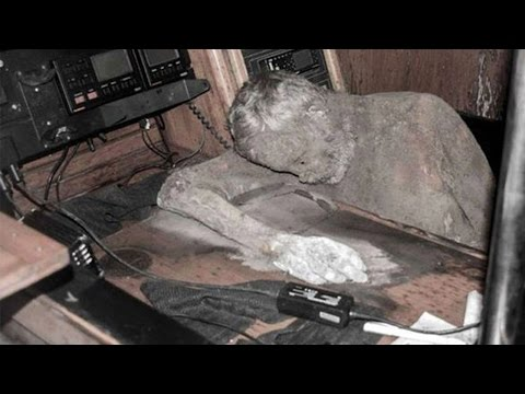 Lost Adventurer's Mummified Body Found On Ghost Ship