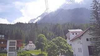 Die Zugspitze, Impressionen, 07.06.2013