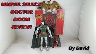 Marvel Select Doctor Doom Review Video