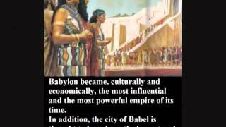 Semitic Empires Part 2  The Old Babylonian Empire