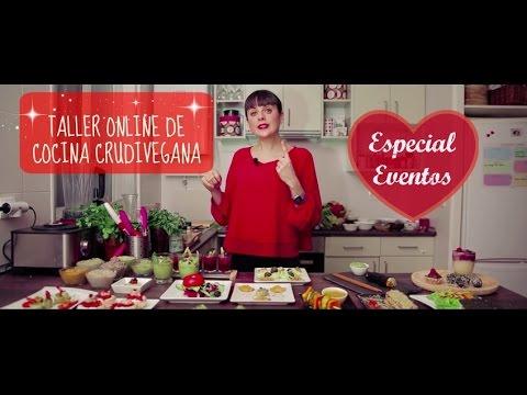 Taller gratuito de cocina crudivegana especial eventos for Taller de cocina teruel
