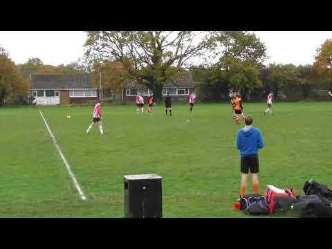 Riverside v Testwood 18/11/17 6-6 1st half