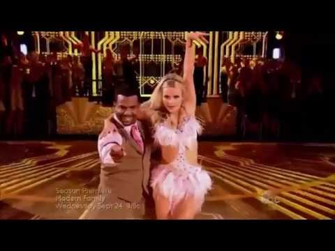 DWTS 19 Weeks 14 Alfonso Ribeiro and Witney Carson