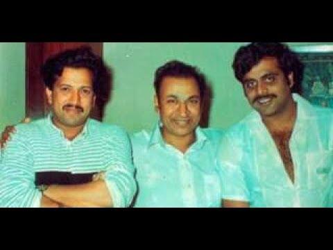Unseen photos of legends   Rajkumar   Vishnuvardan   Ambarish