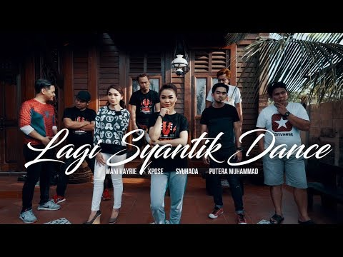 Lagi Syantik Dance by Wani Kayrie and artis Suria Records