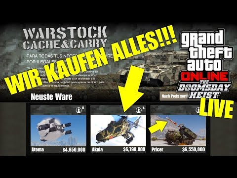 wir kaufen alles doomsday heist dlc heist part 2 dlc gta 5 online update deutsch ju. Black Bedroom Furniture Sets. Home Design Ideas