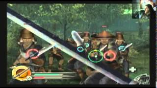 Samurai Warriors Katana - Wii - Half arsed lets play