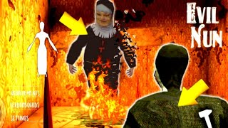 Can Evil nun kill her assistant?