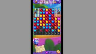 Candy Crush Friends Saga level 346 ~ no boosters