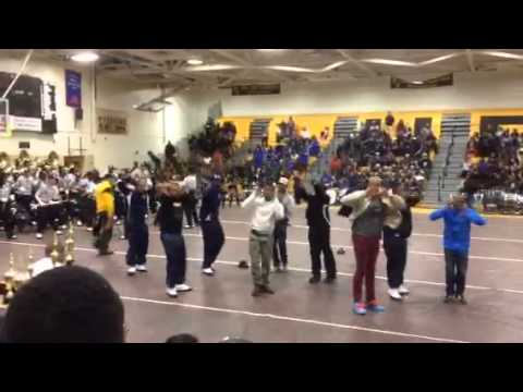 Highland Springs High School vs Henrico High School Battle