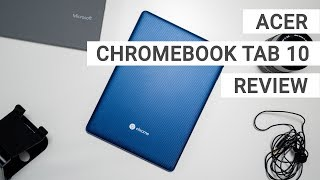 Acer Chromebook Tab 10 Review: Don