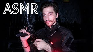 АСМР Ролевая игра Инструктор лазертаг 🔫 / ASMR role play lasertag instructor