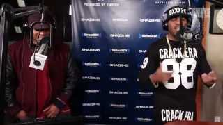 Round 1: Grafh, D.King and Mekka Don Freestyle on Sway in the Morning
