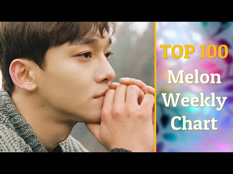 |top-100|-melon-weekly-chart,-30---06-october-2019