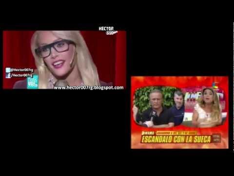 INFAMA Miguel del Sel habla de Alexandra Sueca Larsson y Video prohibido